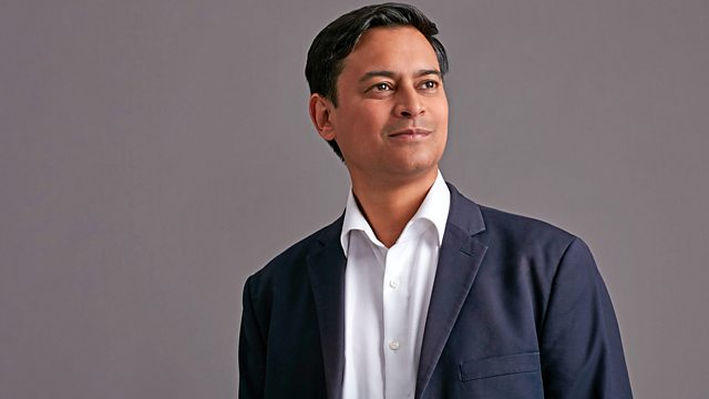 'Meanwhile in Beijing' – new BBC Radio 4 series presented by Rana Mitter